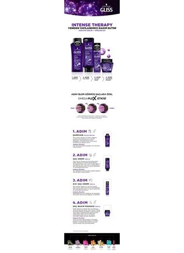 Schwarzkopf Schwarzkopf Glıss Intense Therapy Şampuan 360 Ml Renksiz